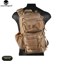 Venta EMERSONGEAR TFM3 Paquete de eslingas bolso de hombro táctico Airsoft militar multiusos mochila de transformador EM8607