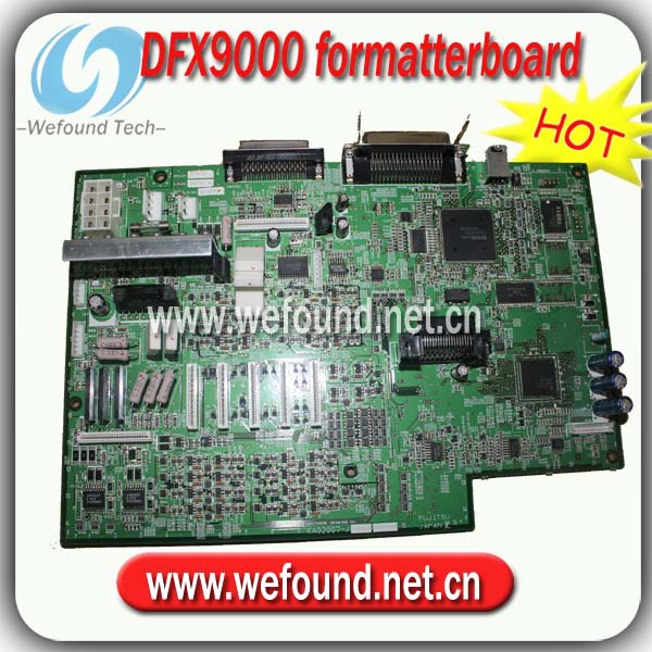 Hot!100% good quality for Epson DFX9000 formatter board motherboard