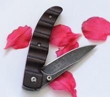Ergonomics Skidproof Folding Knife Survival Knife StoneWashed Pocket Knife Outdoors EDC Tools