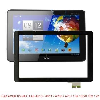 La pantalla LCD y digitalizador DE LA ASAMBLEA reemplazo para Acer Iconia Tab 8: A510/A511/A700/A701/69.10I20.T02 /V1