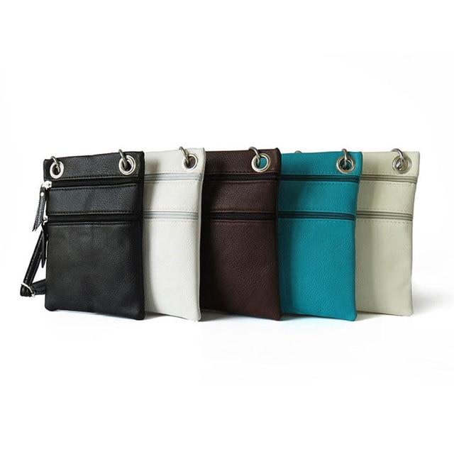 Women Pu Messenger Bags Vintage Mini Ladies Crossbody Bag Fashion Sling Bag for Women Coin Purse 5