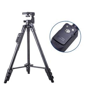 Image 5 - Yunteng 5218 treppiede per fotocamera autoritratto monopiede Bluetooth telecomando Clip per telefono Selfie