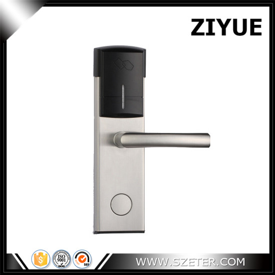 Digital Electric on Sale RFID Hotel Room Locks Set Door Lock Hotel ET104RF r54 hotel room