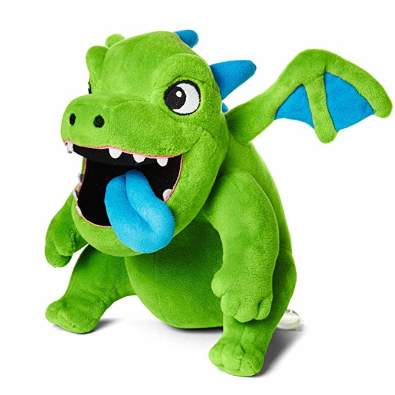 Clash Royale Plush Toys Clash of Clans Baby Dragon Plush Stuffed Animals Dinosaur Dolls Toys For Children Boys Christmas Gift brand new crackle the dragon plush from sofia the first show 12 baby toys for children stuffed
