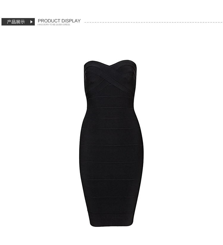 Aliexpress.com : Buy Bodycon Bandage Dress 2015 Celebrity Women ...