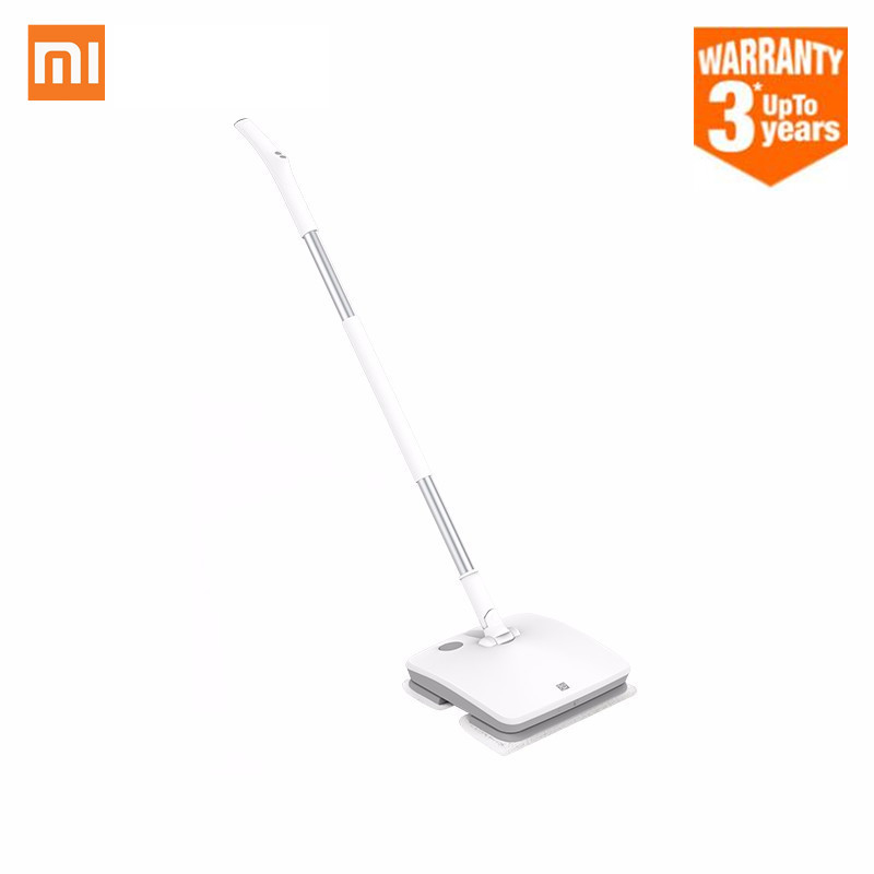 xiaomi cleaner swdk d260 wireless handheld vacuum cleaner electric wiper floor washers wet. Black Bedroom Furniture Sets. Home Design Ideas