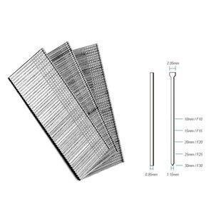 Image 3 - Multifunction F30 straight row  gas row nail gun air F30/F25/F20/F15/F10 furniture nail furniture nail 5000 root
