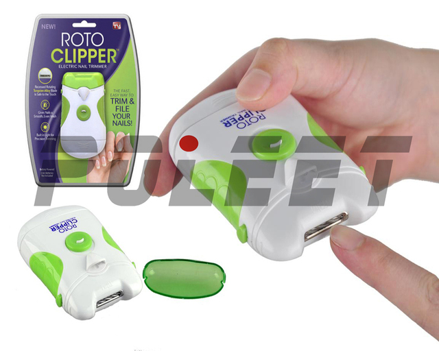Roto Clipper nail file system electric nail trimmer Nail File ...