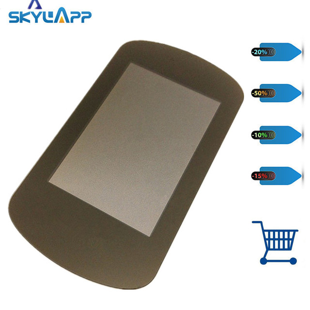 cbdcaddb4 Skylarpu DF1624V1 FPC-1 LCDs for Garmin eTrex Touch 35 Handheld GPS LCD  display Screen with Touch screen digitizer replacement