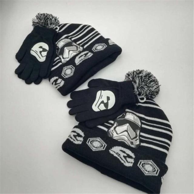 Шапка и перчатки Звездные воины 1