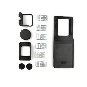 Image 5 - GoPro HERO 5/6/7 ยึดกล้อง Action Camera แผ่นคลิปผู้ถือ DJI OSMO MOBILE 1 2 Handhold Gimbal Stabilizer Access