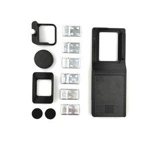 Image 5 - Gopro Hero 5/6/7 Action Camera Mount Bracket Plate Clip Adapter Holder To DJI OSMO Mobile 1 2 Handhold Gimbal Stablizer Access
