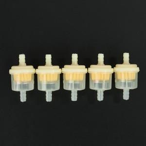 Image 3 - Filtro de gasolina para motocicleta, filtro de combustível inline para motocicleta, 10, pçs/lote