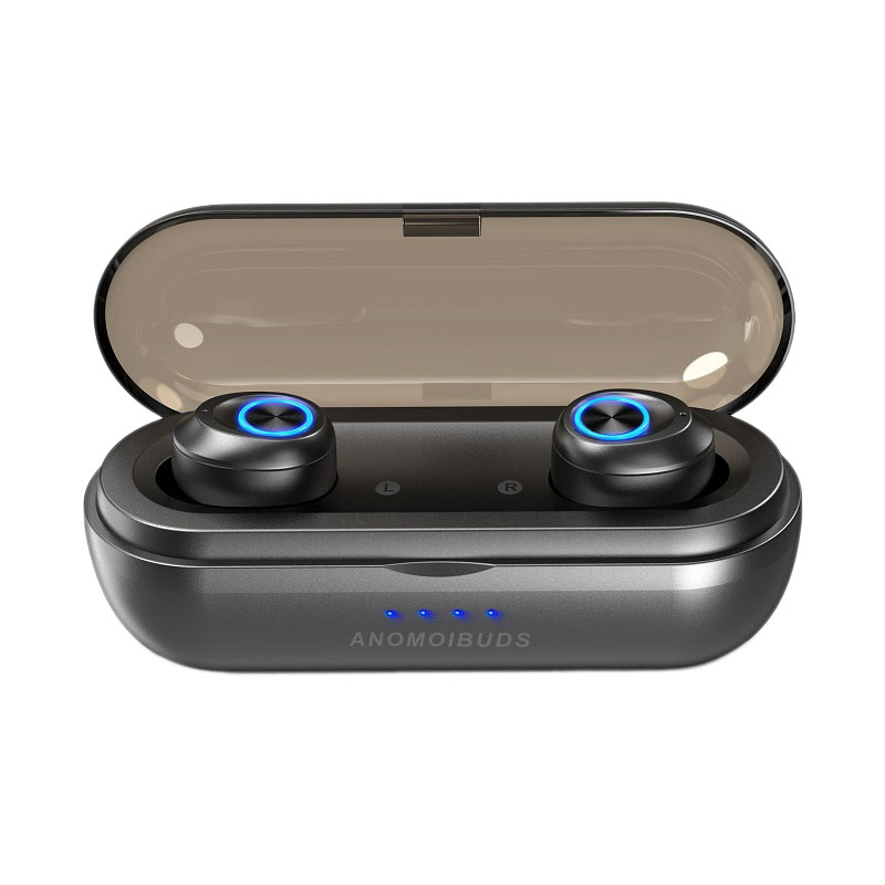 Ip010 X Pro Earphone Bluetooth 5.0 Stereo Hifi Headset Portable Contact Control Earbuds Noise Isolating Sport Deep Bass Earpho