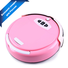 Multifunctional Robot Cleaner 740A+ (Vacuum,Sweep,Mop,Air Flavor),Virtual Blocker,Auto Suction Adjust, RemoteControl,SelfCharge liectroux qq 2l robot vacuum cleaner vacuum sweep sterilize air flavor auto charge 2500mah battery