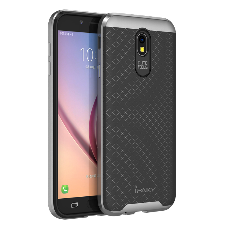 IPAKY for Samsung Galaxy J5 2017 Case for Samsung Galaxy J3 J7 A5 2017 Note 8 S8 Plus S6 S7 Edge Cover Hybrid Soft Phone Coque