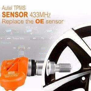 Image 3 - Autel 4PCS 433/315MHZ TPMS 센서 진단 도구 MX 센서 tpms는 OBD2 Scannar 용 타이어 압력 프로그래밍을 지원합니다