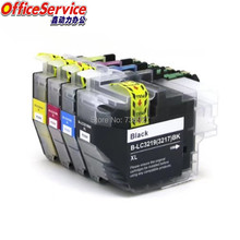 LC3219 LC3217 LC3219XL Compatible Ink Cartridge For Brother MFC-J5330DW J5335DW J5930DW J6530DW J6930DW J6935DW J5730DW printer