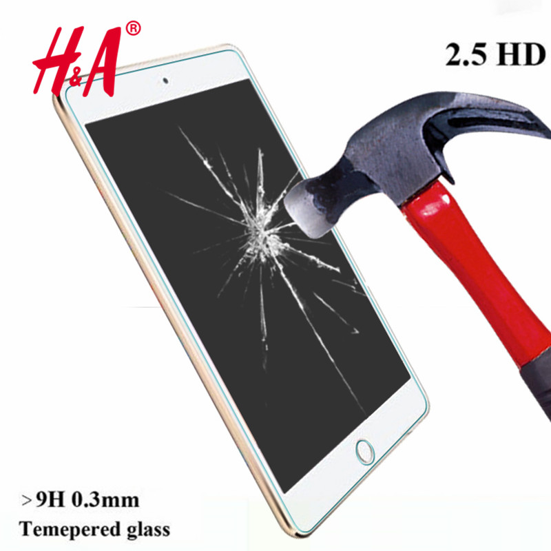 9H Tempered Glass Screen Protector for Ipad 2 3 4 5 6 Mini 1 2 3 4 Air 1 2 HD Protective Film protective film front cover case