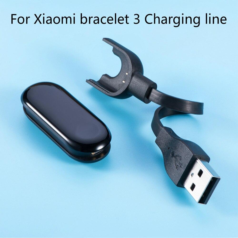 Mi Band Desktop Charger Replacement USB Data Line Charging Light Sense Version Cable Adapter For Xiaomi Mi Band 3 Smart Bracelet
