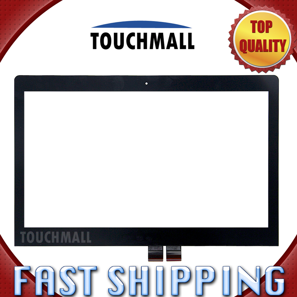 For New Touch Screen Digitizer Glass Replacement Lenovo Yoga 500 14 Lenovo Flex 3 14  Flex 3-14 14-inch Black Free Shipping