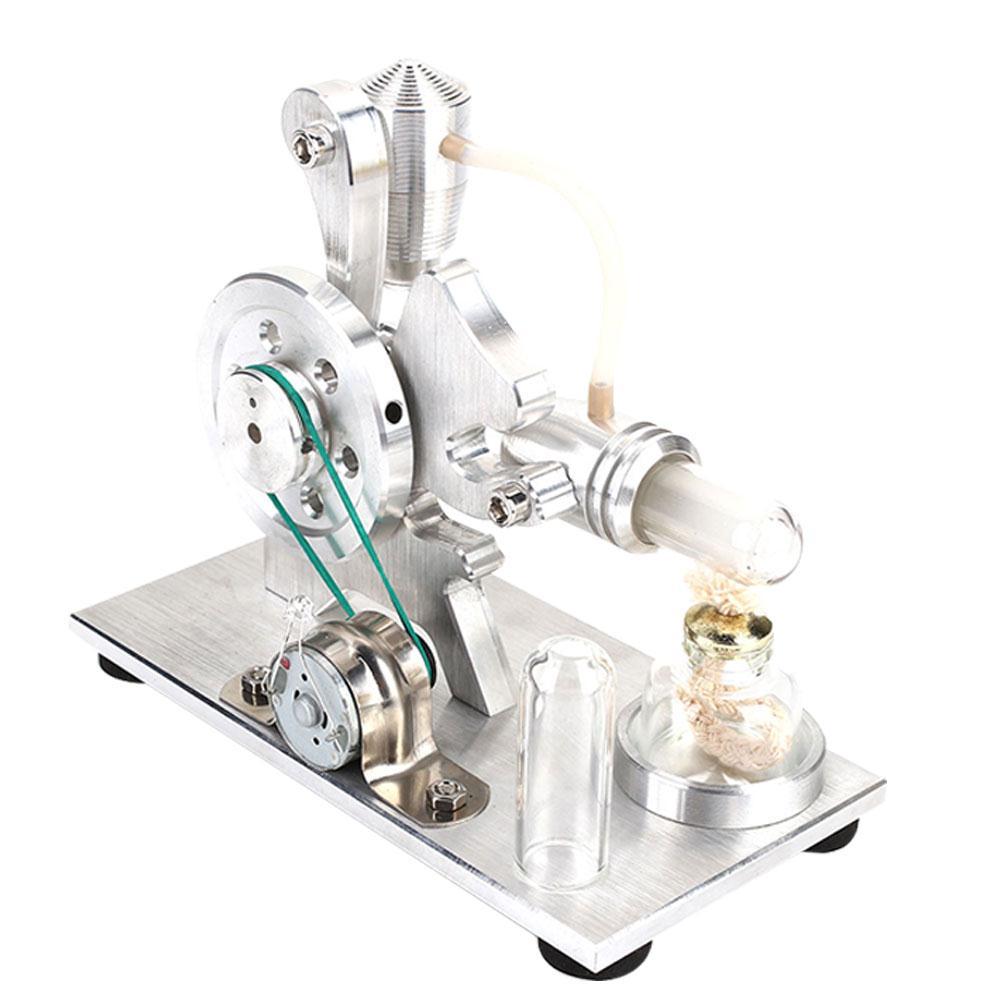 0daac918384 Liga de Ar Quente Do Motor Gerador de motor de Motor de Combustão Externa  Ciência Crianças