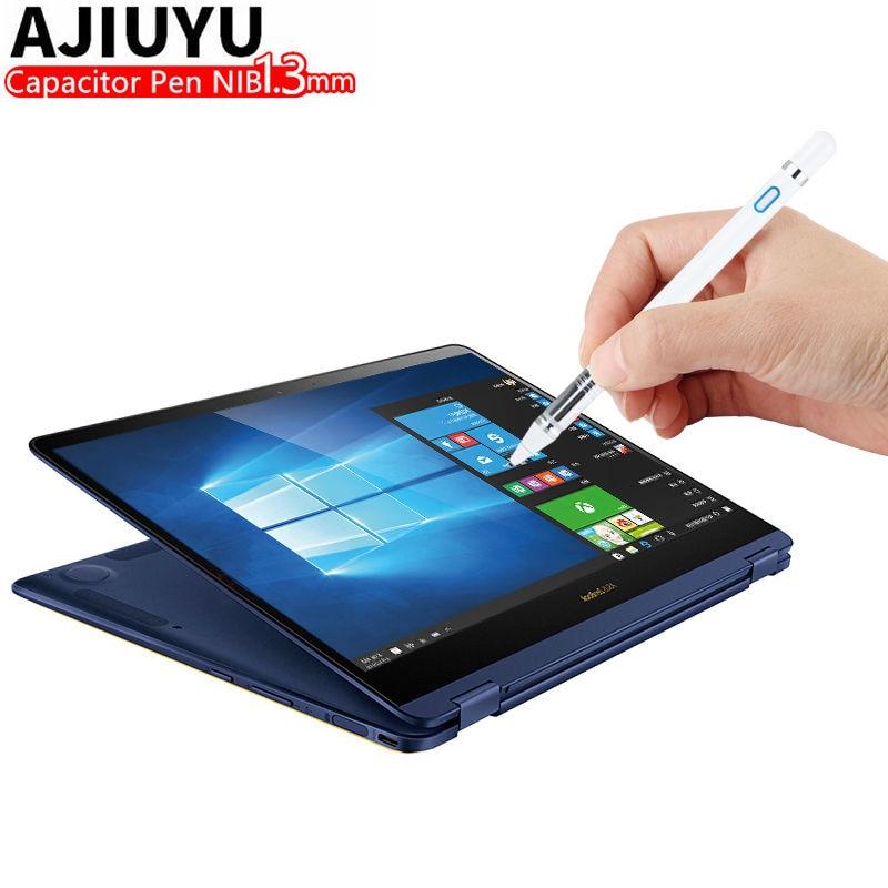Active Stylus Pen Capacitive Touch Screen For Asus ZenBook 3F VivoBook Flip UX370UA TP410UA TP301UA TP461UA Laptop Computer Case цена