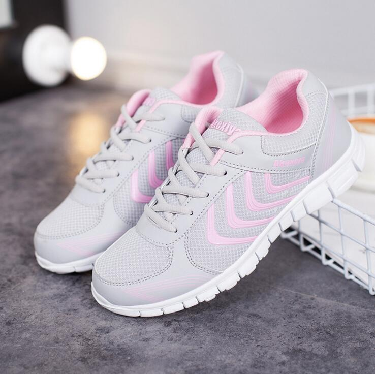 Casual 2017 pink Léger white Black Tenis blue Feminino green Appartements gray Mujer Qualité De Respirant Zapatos Mode New Plates Femmes Chaussures Haute Nib gwRqYrg