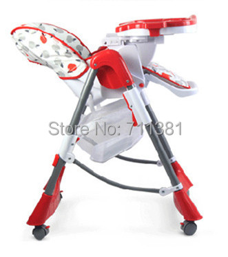 Attirant Moveable Chair For Feeding On Sale Feeding Chair With Wheels Baby High Chair  With 2 Sets