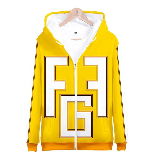 My hero academia hoodies izuku midoriya shouto todoroki boku no hero academia Cosplay Costume Sweatshirt boys girl Zipper Jacket 6
