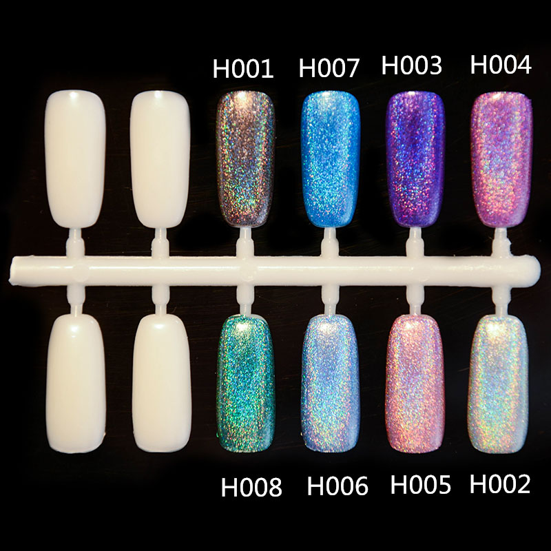 Born pretty high ingredients holographic nail polish 10ml holo born pretty high ingredients holographic nail polish 10ml holo glitter super shine nail art varnish shine in the dark in nail polish from beauty health on prinsesfo Gallery