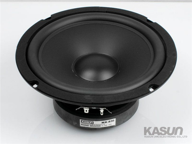 Sub Speaker 8 Ohm 1pcs Mk 830 8 Inch Advanced Woofer Speaker 8 Ohm 150w For