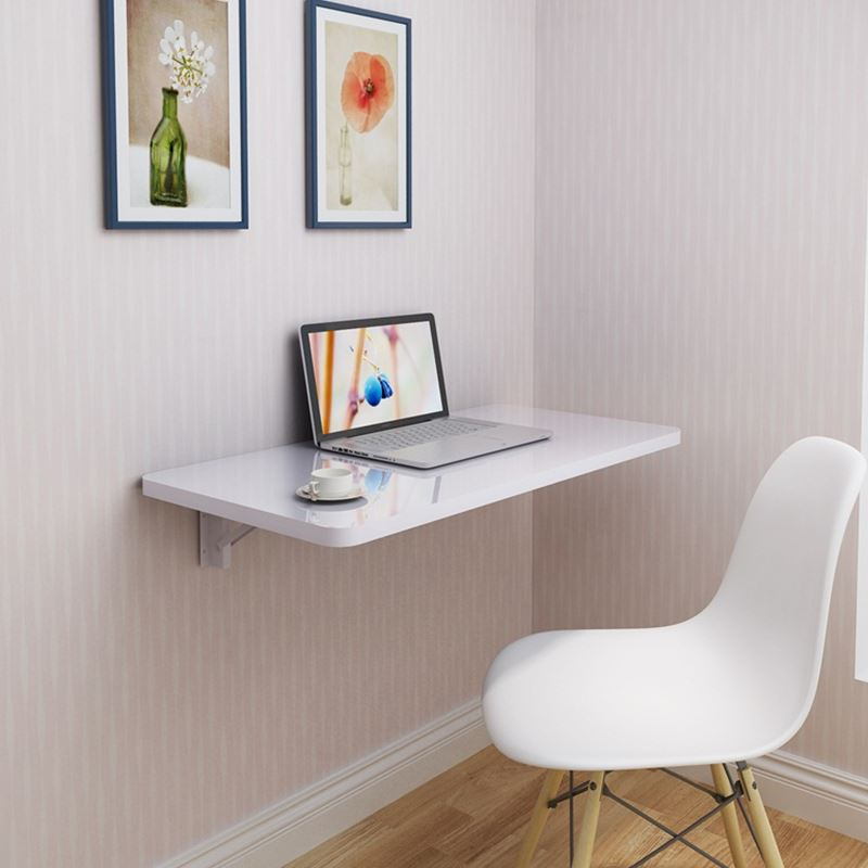 Minimalist wall desk computer Folding and serve small  : Minimalist wall desk computer Folding and serve small family home dining table book on the against from www.aliexpress.com size 800 x 800 jpeg 53kB