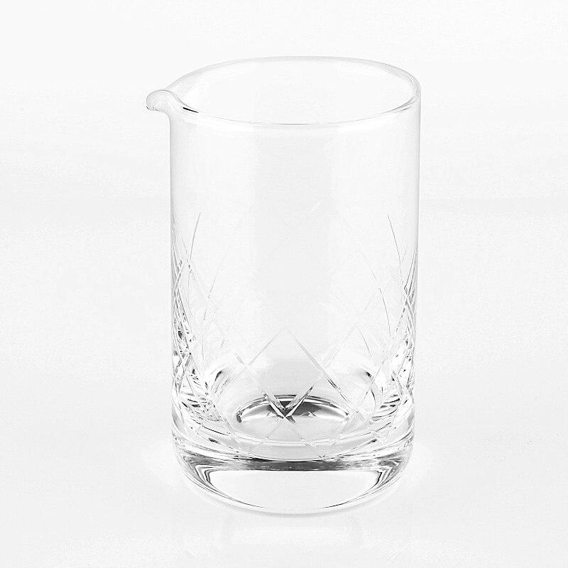 Набор инструментов премиум класса 8 шт. набор бармена: Бостонский шейкер, джиггер, Hawthorne & Julep ситечко, ложка, мусор и стакан для смешивания - 6