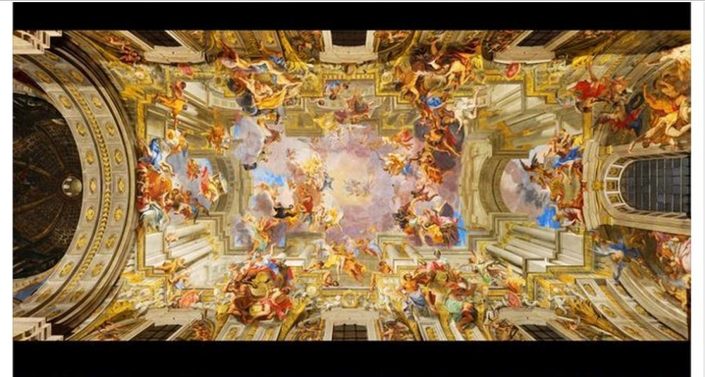 Compare prices on painting ceilings online shopping buy for Cost of mural painting