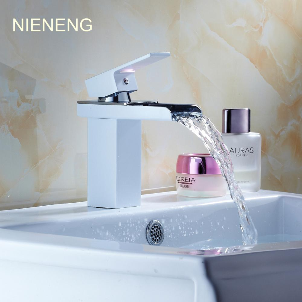 Buy waterfall bathroom faucet accessories and get free shipping on ...