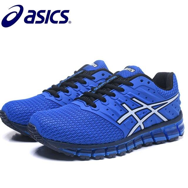 b48f52319f7 Venda quente Tênis Asics Asics Gel-Quantum 360 do Homem running shoes  Respirável Estável Executando
