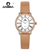 CASIMA Luxury Brand Bracelet Watches Women Fashion 2016 Casual Ladies Quartz Wrist Watch Women S Waterproof