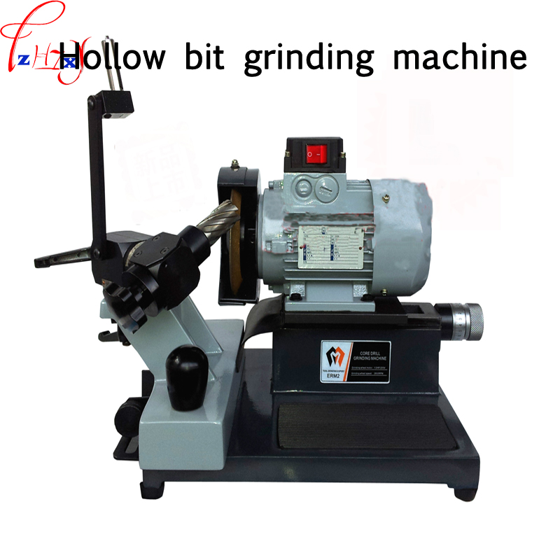 1pc ERM-2 hollow drill grinding machine ring cutting machine hole knife grinding machine for hole knife grinding 0.37KW
