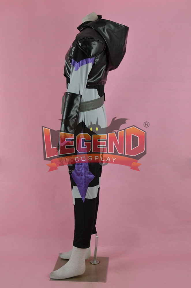 Voltron Keith Blade of Marmora Cosplay costume custom made