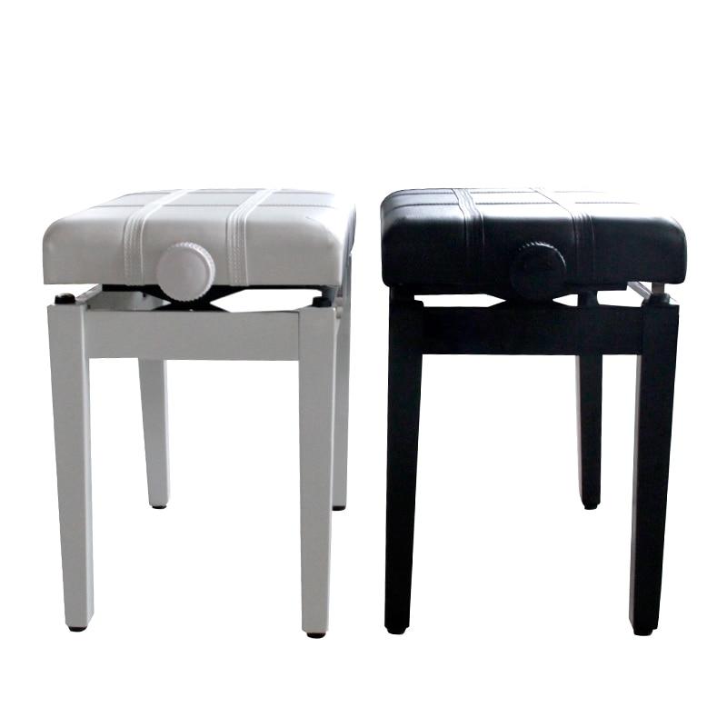 Capaz Nuevo Taburete De Piano Especial Teclado Inteligente Elevador Taburete De Piano Individual/doble Con Caja