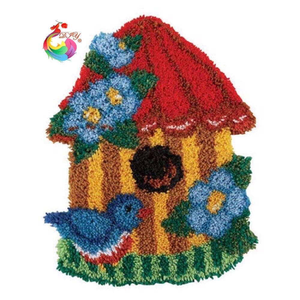 Rögzítő kampó készlet Szőnyegpárna Mat DIY Karácsonyi - Művészet, kézművesség és varrás