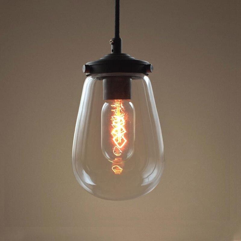 Glass Lighting Pendants Elegant Hand Blown Or Pendant: Hot Sales Crystal Pendant Lights Modern Clear Glass Globe