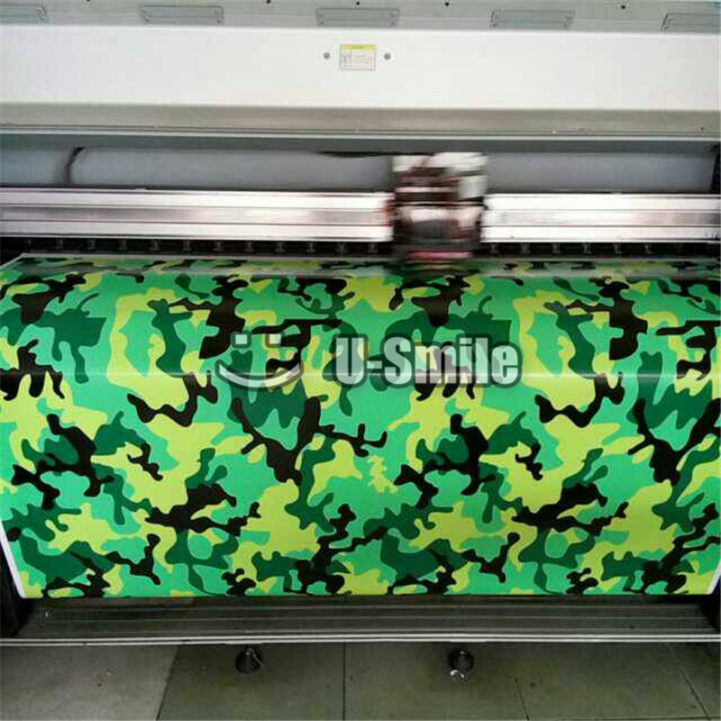 Elite Green Camouflage Vinyl Decal Wrap Sheet Black Green Tiger Camo Car Vinyl Film For SUV TRUCK Jeep 30M/Roll intex для водного поло 124х91х86см от 3х лет int 58507