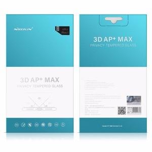 Image 5 - Nillkin Anti casus temperli cam iPhone 11 Xr cam ekran koruyucu Anti parlama gizlilik cam iPhone 11 Pro max X Xs Max