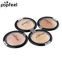 Popfeel консилер крем Палетка для лица maquiagem составлять контур консилер косметический BD046