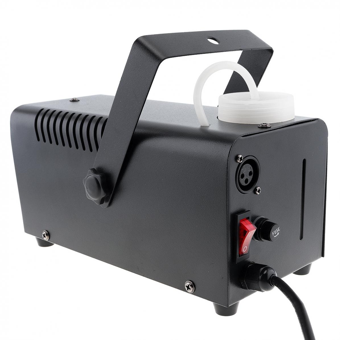 Wire Control 400W Hood Fog Machine Professional Fog Machine Ejector With Remote Control For Wedding / Stage / Bar / KTV