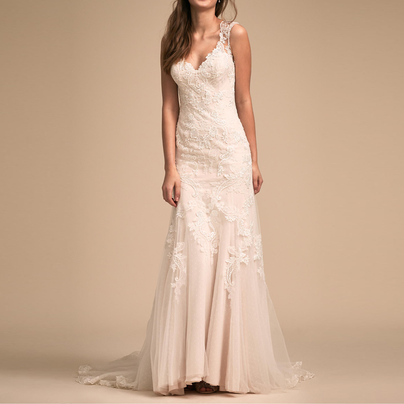 Real Retro Weddings: Dreamy Bridal Gorgeous Ball Gown Wedding Dress With Lace