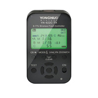 Yongnuo YN 622C TX TTL LCD Wireless Flash Controller Wireless Trigger Transmitter Shutter Release For Canon