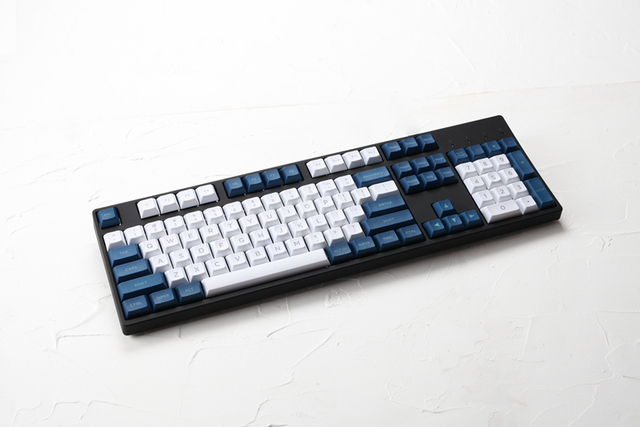 dsa pbt top Printed legends white blue Keycaps Laser Etched gh60 poker2 xd64 87 104 xd75 xd96 xd84 cosair k70 razer blackwidow 4